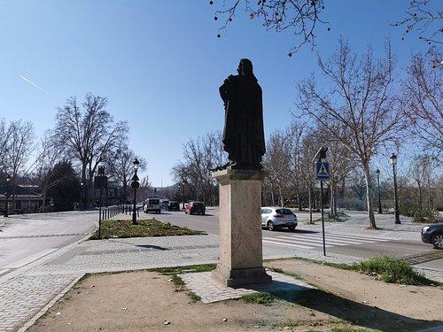 Estatua de Fernando VI.