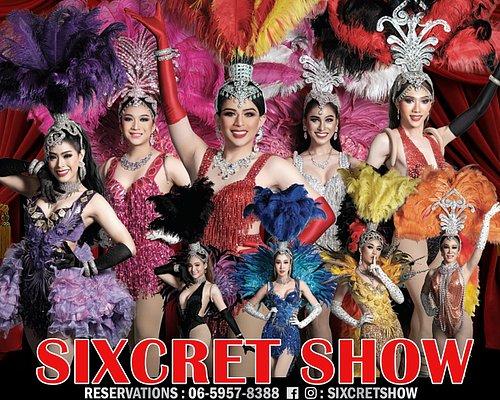 Sixcret Show  Cabaret Show & Drag Show Chiang Mai , Thailand