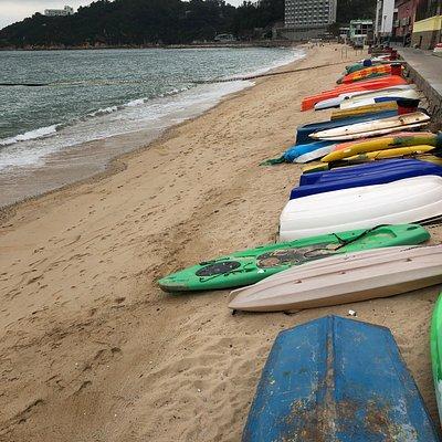 Tung Wan Beach at Cheung Chau