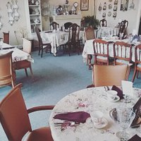 Our Tea Room is ready for your visit.