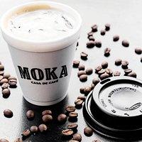 Café, Café y más Café. En Moka somos especialistas. Visitá nuestras Casas de Café