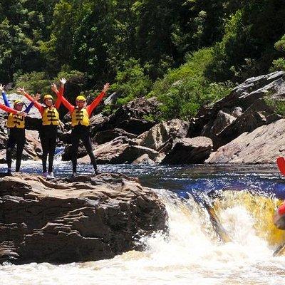 Franklin River Rafting