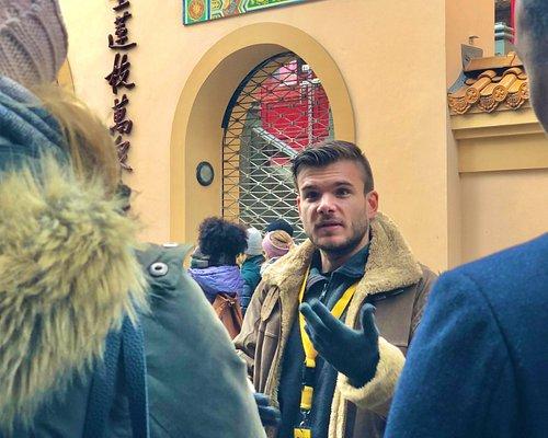 Guide Joran in Chinatown
