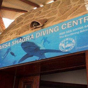 Marsa Shagra Diving Centre