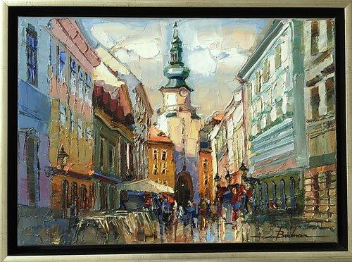 Magis Art Bratislava -  predajná galéria v Bratislave.Diela a výrobky 157 výtvarníkov.