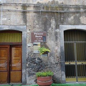 Palazzo Reale - Randazzo, Sicily