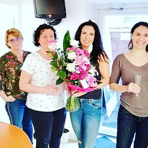 B-day in DaySpa. You can also have amazing time with body and facial treatments and glass of Prosecco for you and your friends.