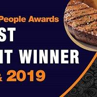 love ballyclare best restaurant winners 2018&2019 Ni food awards finalist 2019&2020