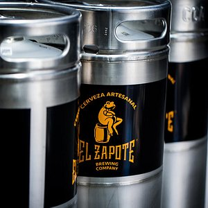 Kegs El Zapote Brewing Company
