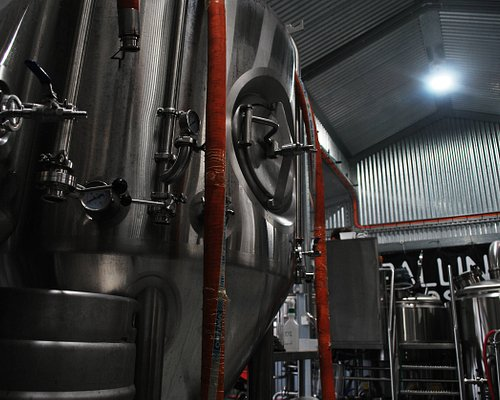 The Brewery in the Heathcote