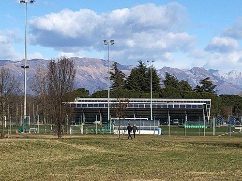 Particolari del Centro Sportivo ....