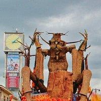 Torre dell'Orologio  a Carnevale