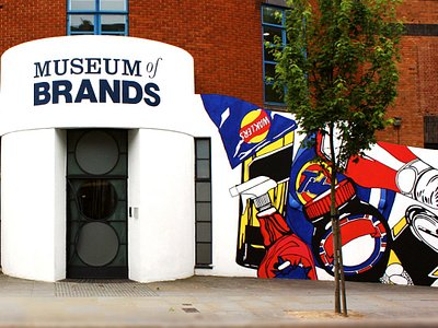 Museum Entrance on Lancaster Road, Notting Hill