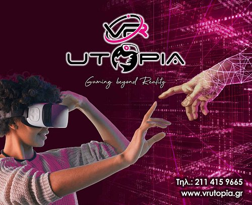 Experience the latest VR technology and have fun with your friends or family