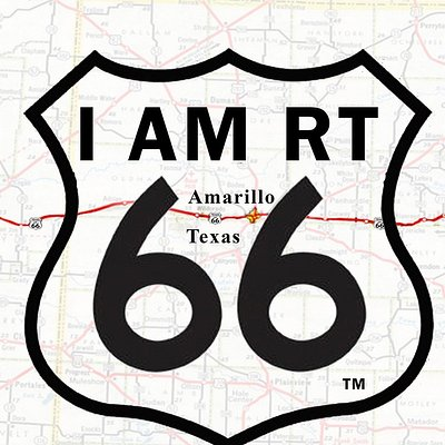 I am Rt 66 Visitor Center and Gallery