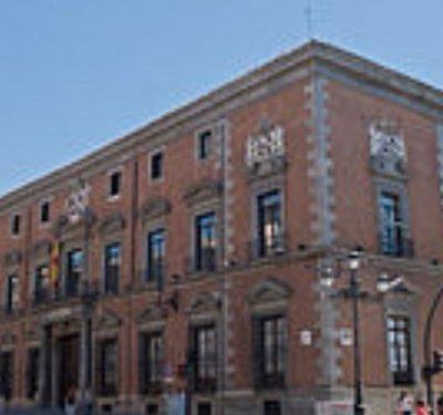 Edificio histórico.
