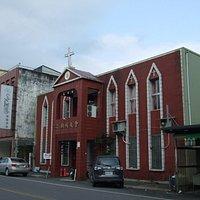 基督長老教会
