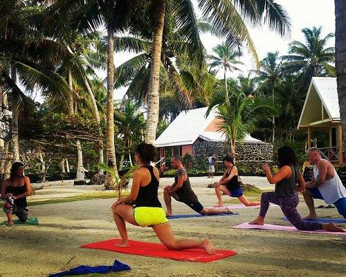 Yoga Deliveries 🧘🏾♀️🚙 🌴 💖