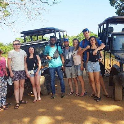 Яла сафари Экскурсии по Шри-Ланка