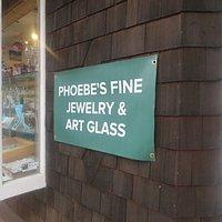 Phoebe's Fine Jewelry and Art Glass, Capitola, CA