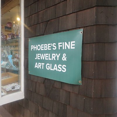 Phoebe's Fine Jewelry and Art Glass, Capitola, CA