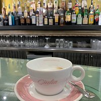 Un caffè glamour!