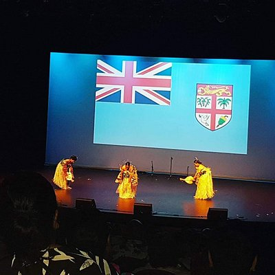 Highlights from the world debut of PolyX The Polynesian Experience at SkyCity Auckland last Friday night!   A NZ first and what an incredible launch! Hundreds packed into the theater and after that, dinner! Cant ask for more than that! #polyxnz looks forward to the next show & dinner!