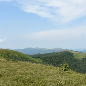 View from Wielka Rawka