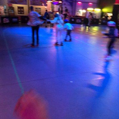 Wrotkarnia Roller Disco