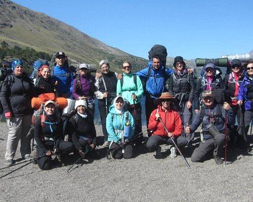 Cruce de los Andes paso Minas- Ñuble, conformamos un grupo diverso de diferentes provincias, y realizamos un trekking que unió las localidades de Varvarco- Las Ovejas (Neuquen Argentina)  y San Fabián (Chile)