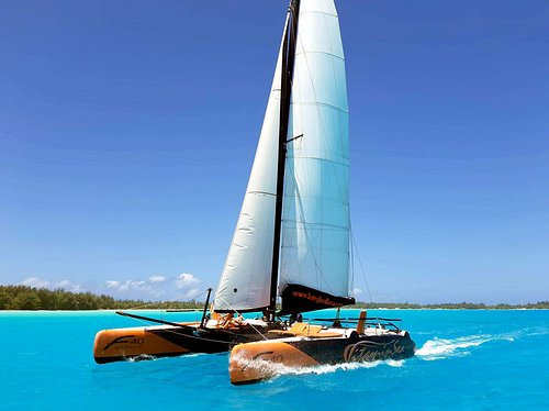 The Ultimate Sailing experience !!