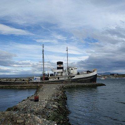 Barco Saint Christopher