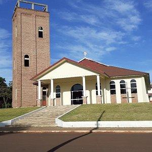 Igreja São Miguel ARCANJO, Igreja Nova