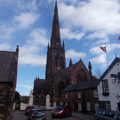 St Elphin's Church, Warrington