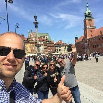 Cidade Velha de Varsóvia