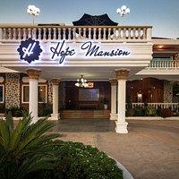 Hope Mansion as Dusk!