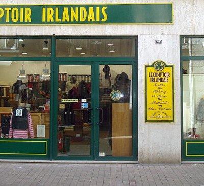 Le Comptoir Irlandai de Bayonne vous accueille au cœur de l'Irlande et des produits celtes à travers sa cave, sa collection textile, son épicerie et ses accessoires pour la maison !