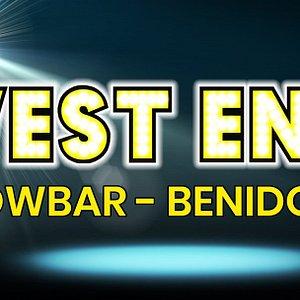 West End Showbar Logo