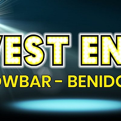West End Showbar Logo