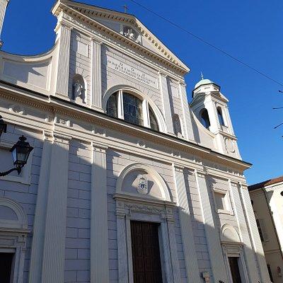 Cattedrale di Santa Maria Assunta e San Lorenzo - Tortona.