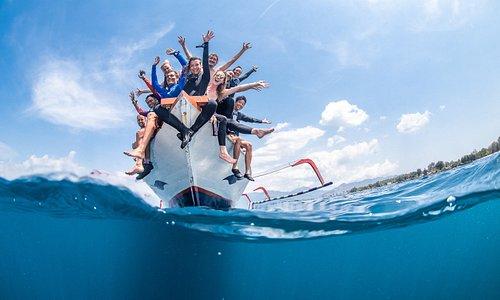 The Manta Dive Gili Air Team