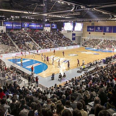 Match de Handball du club résidant : le CRMHB
