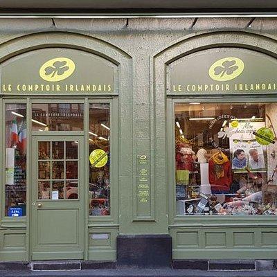 Le Comptoir Irlandais de Clermont-Ferrand vous accueille au cœur de l'Irlande et des produits celtes à travers sa cave, sa collection textile, son épicerie et ses accessoires pour la maison !