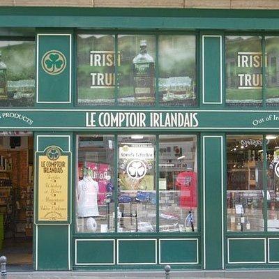 Le Comptoir Irlandais de Grenoble vous accueille au cœur de l'Irlande et des produits celtes à travers sa cave, sa collection textile, son épicerie et ses accessoires pour la maison !