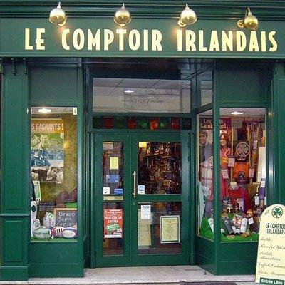 Le Comptoir Irlandais de La Rochelle vous accueille au cœur de l'Irlande et des produits celtes à travers sa cave, sa collection textile, son épicerie et ses accessoires pour la maison !
