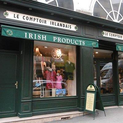 Le Comptoir Irlandais du Puy-En-Velay vous accueille au cœur de l'Irlande et des produits celtes à travers sa cave, sa collection textile, son épicerie et ses accessoires pour la maison !