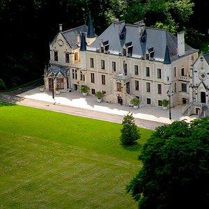 Le château de la Lienne