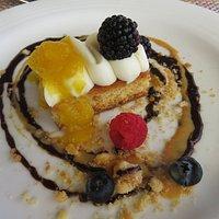 Tasty dessert - Mexican Orange Cake
