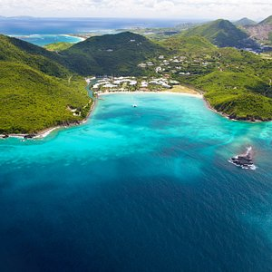 Secrets St. Martin is located in the stunning Anse Marcel Bay