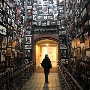 As disturbing as it is, the Holocaust museum is worth taking your older children to. They'll never forget it.